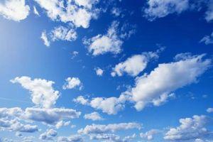 Come dipingere un cielo sul soffitto