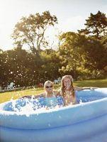 Che cosa si può fare se la vostra piscina plastica è alghe?