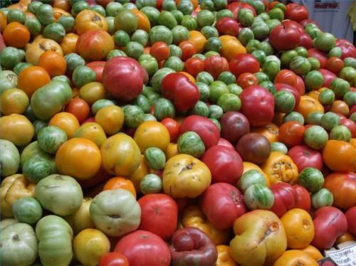 Plant Food per pomodori