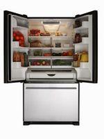 Odore di bruciato quando si lascia il frigo aperto