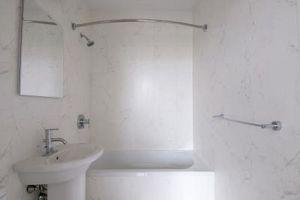 Come pulire Mold & muffa in una doccia e vasca