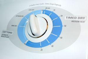 Come rimuovere la gomma da un tamburo essiccatore
