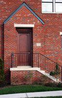 Come Refinish legno Entry Doors