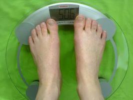 Come faccio a stabilire una scala Taylor Che non è una lettura del grasso corporeo giusto?