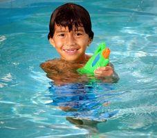 Posso mettere cloro Tabs in My fuori terra piscina?