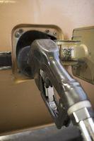 Can fumi della benzina permeare altri contenitori?