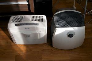 Differenza tra Air Ionizzatori & purificatori dell'aria