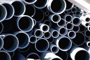 Come posso individuare una crepa su un tubo in PVC?