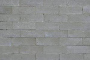 Come impermeabili pareti blocco di cemento con feltro di carta
