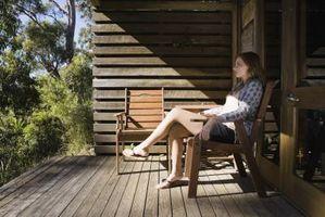 Cura e Manutenzione di Log Cabin Homes
