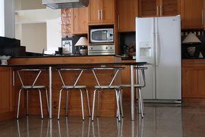Controsoffitto della cucina Design Ideas
