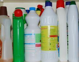 Ammoniaca per la pulizia