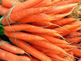 Come profondi deve a Box Planter Be a crescere carote?