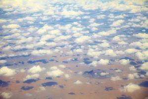 Come dipingere nuvole con un mare Spugna