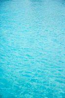 Come prendersi cura di piscine di acqua salata