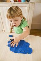 Come ottenere in casa Playdough Out of Carpet