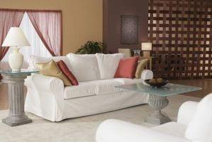 Come tessuto Tanto da Reupholster un divano letto matrimoniale