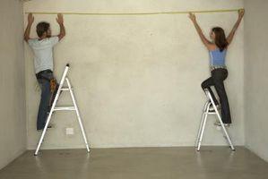 Come riparare un Seam su un soffitto