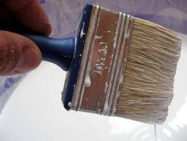 Come dipingere vinile o linoleum