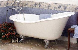 Come pulire una vasca in ghisa