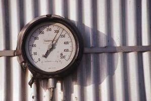 Come risolvere un indicatore di temperatura ago che non funziona