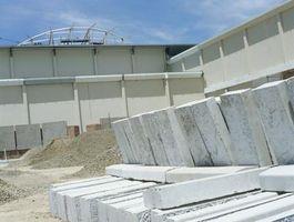 Wet Vs. Peso Peso a secco per blocchi di cemento Zero Slump