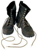 Asciuga scarponi fatti in casa