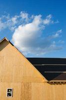 Come installare feltro di carta sul vostro tetto