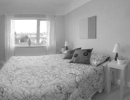 Bella camera da letto idee di decorazione