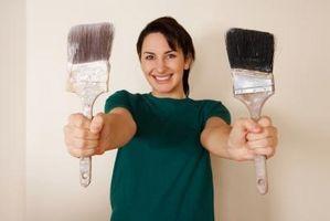 Come dipingere Melamina cucina Porte