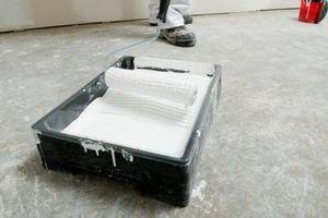 Come dipingere i piani in un Mobile Home