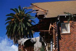Quali sono due modi per rendere la vostra casa Terremoto-Safe?