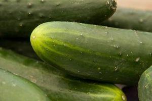 Quanto distanti dovrei vegetali cetrioli?