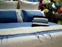 Camera da letto idee di decorazione di colore