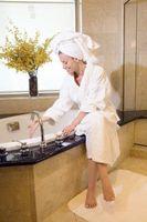 Si può mettere una goccia-in vasca su un secondo piano?