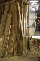 Come costruire una stanza per Lumber Asciutto