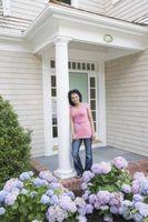 Come utilizzare le colonne Front Porch per lavori di bricolage