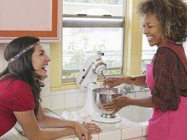 Che cosa è un artigiano stand mixer KitchenAid?