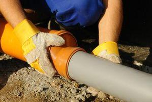 Come sapere se una fogna tubo è intasato o rotto