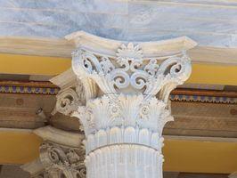 Arredamenti & colonne greche