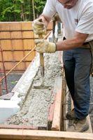 Quanta acqua viene per 60 chili Mix Concrete?