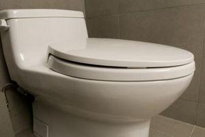 Come fare un piccolo bagno sembrare più grandi