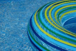 Come chiudere una piscina di acqua salata