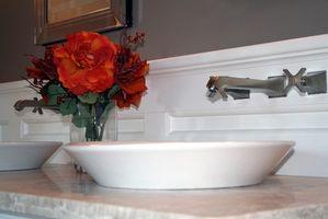 Come pulire un lavabo in marmo