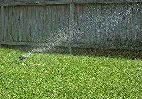 Come risolvere un Rain Bird Sprinkler