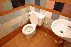 Come rimodellare un piccolo bagno