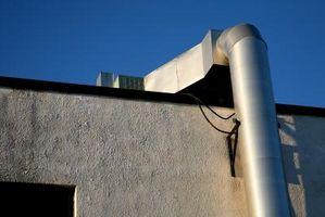 Quali sono i componenti di base di un sistema di aria condizionata commerciale?