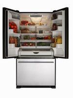 Come pulire un frigorifero con bicarbonato di sodio e aceto