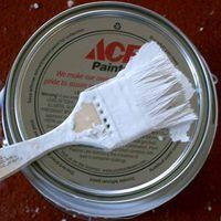 Che tipo di vernice è un bene per camino mattoni interne?