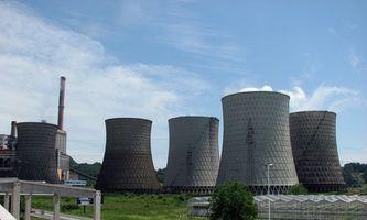 Regolamenti governativi per sistemi di allarme Centrale nucleare